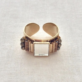 Bague Suzanne Satellite