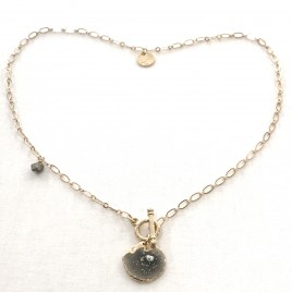 Collier Gourmette Dune Bee.Valentina